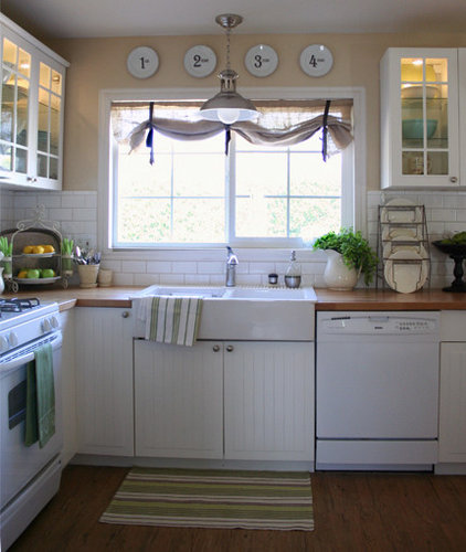 Traditional Kitchen by Jennifer Grey Interiors