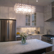 Traditional Kitchen by Jessica Kelly Design