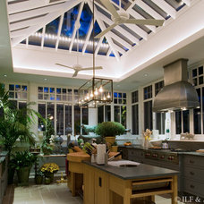 Traditional Kitchen by JLF & Associates, Inc.