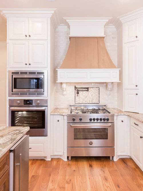 Built in wall oven with microwave houzz for Kitchen 0 finance b q