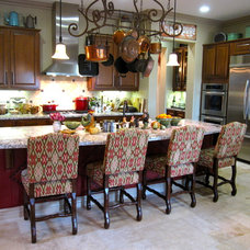 Traditional Kitchen by Kari McIntosh Design