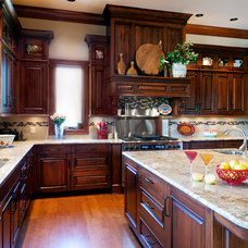 Traditional Kitchen by Kaufman Homes, Inc.