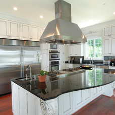Traditional Kitchen by Kempsville Cabinets