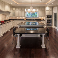 traditional kitchen cabinets by Kitchen Craft Cabinetry Vancouver