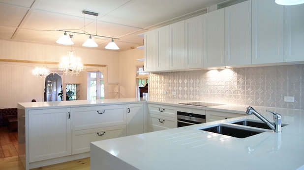 How To Choose The Best Splashback For Your Kitchen Houzz