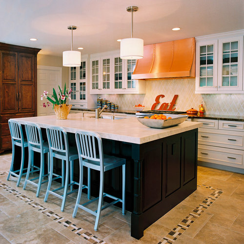 Glazed Kitchen Cabinets Vs White: Painted Maple Cabinets