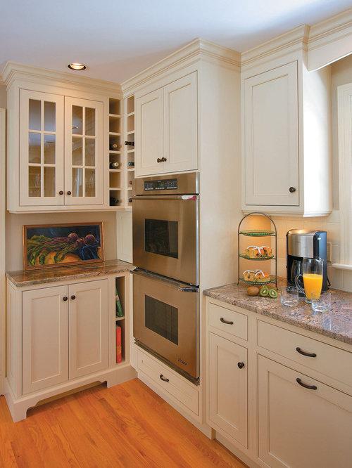 Best Double Oven Corner Design Ideas Amp Remodel Pictures
