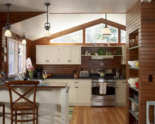 Quaint cottage kitchen houzz for Quaint kitchen designs