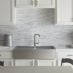 traditional kitchen by Kohler