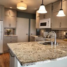 Contemporary Kitchen by Lana Lounsbury Interiors