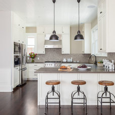 Traditional Kitchen by Hazel.Wood Design Group