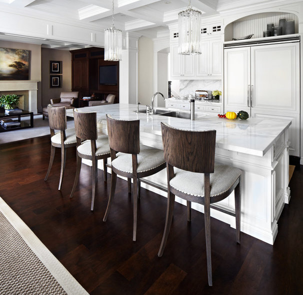 Traditional Kitchen by Lisa Petrole Photography