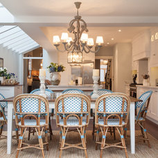 Traditional Kitchen by Lisette Voute Designs