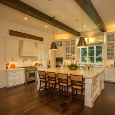 Traditional Kitchen by Lori Caldwell Designs