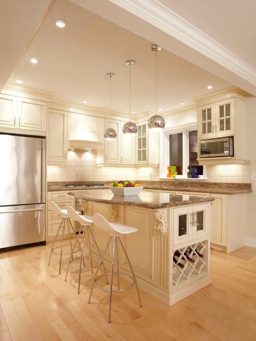 Granite Kitchen Countertop Houzz