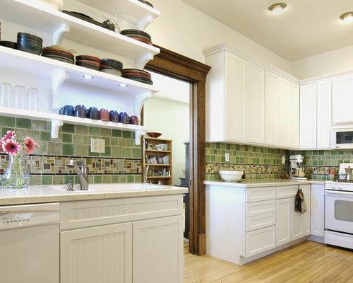 Kitchen Backsplash Accent Tiles Photos backsplash accent tile | houzz