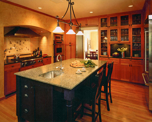 light above island home design ideas pictures remodel