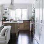 Sausalito Kitchen - Transitional - Kitchen - San Francisco - by Antonio Martins Interior Design