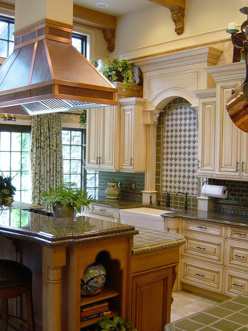 how to make a kitchen island with base cabinets houzz thick granite design ideas amp remodel pictures 9917