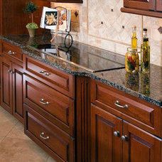 Traditional Kitchen by Mitchell Construction Group