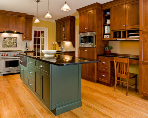 pictures of kitchens with hardwood floors painted island ideas pictures remodel and decor 9122