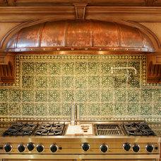 Traditional Tile by Moore-Merkowitz Tile, Ltd.