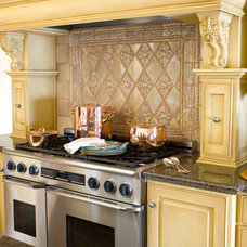 traditional kitchen tile by Moore-Merkowitz Tile, Ltd.
