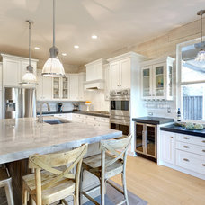 Traditional Kitchen by Nicolette Patton, CKD