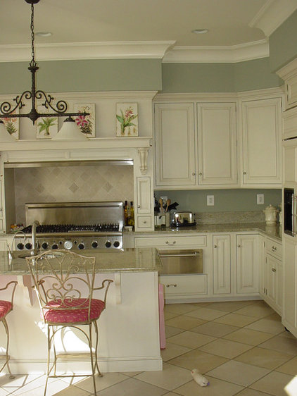 Traditional Kitchen by MDC Cabinetry & More