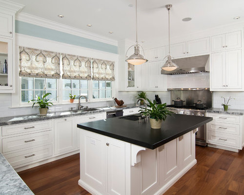 Kitchen Curtain Ideas | Houzz