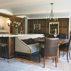 Traditional Kitchen by Pursley Dixon Architecture