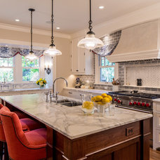 Traditional Kitchen by Quartersawn Design Build