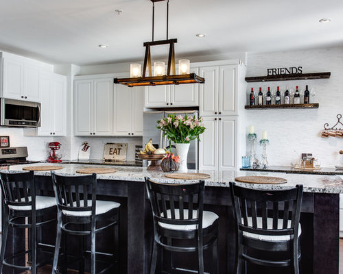Gorgeous Kitchen Renovation In Potomac Maryland: Traditional Kitchen Remodel Gaithersburg, MD