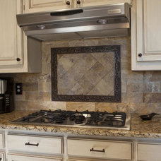 Traditional Kitchen by Sardone Construction