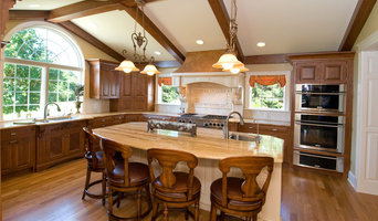 Traditional Kitchen Remodel in Mechanicsburg