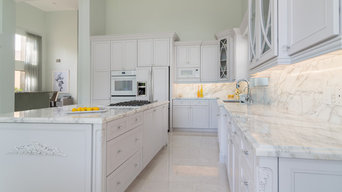 Traditional Kitchen Remodel (Miami, FL)