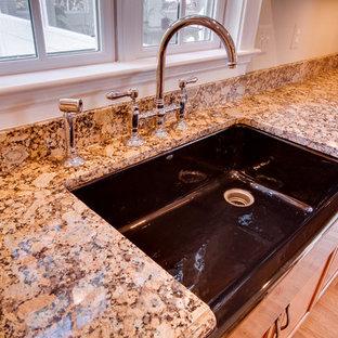 Traditional Kitchen Remodel Potomac, MD by Reico Kitchen & Bath