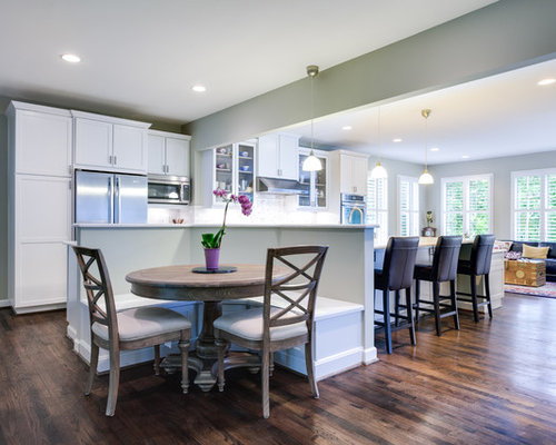 Gorgeous Kitchen Renovation In Potomac Maryland: Traditional Kitchen Remodel Potomac, MD