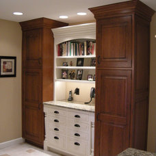 Traditional Kitchen by L designs, llc of Reading PA