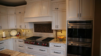 Traditional Kitchen Remodel with all the Bells and Whistles.