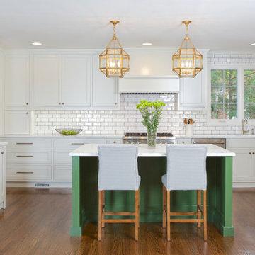 Traditional Kitchen Renovation in Atlanta