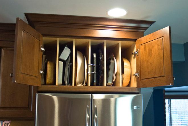 Traditional Kitchen by Jennifer Paolino Designs, LLC
