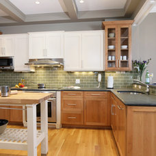 Traditional Kitchen by Renovation Planning, LLC