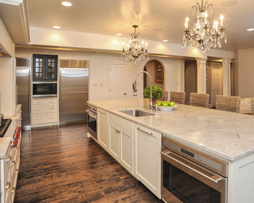 Perla Venata Quartzite Ideas, Pictures, Remodel and Decor