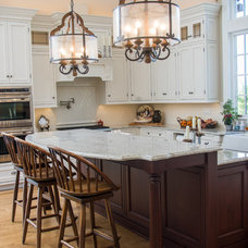 Traditional Kitchen by Rojahn Custom Cabinetry