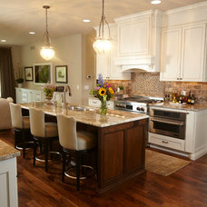Traditional Kitchen by Schrader & Companies