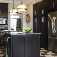 Traditional Kitchen by Sean Michael Design