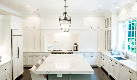 Beau Thermofoil White Cabinets? What Do You Think?