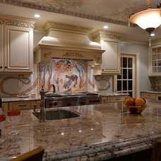 Traditional Kitchen by Solara Designs, Inc