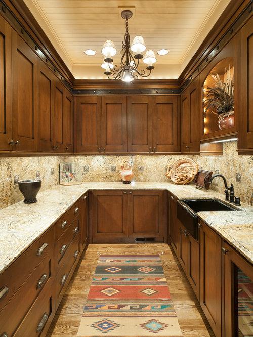 Kitchen Backsplash Granite granite kitchen backsplash | houzz